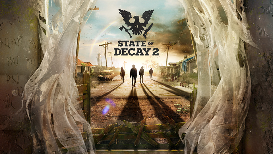 State Of Decay 2 Key Art BROWSE ALL WALLPAPERS